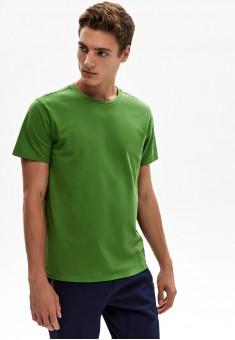 Футболка для мужчины цвет зеленый