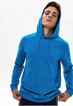 Толстовка для мужчины цвет синий