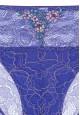 Трусы бразилиана Ивэт фиолетовые